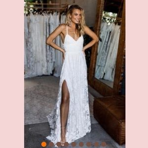 👰🏼ARRIVED!!!👰🏾 GORGEOUS Lace Wedding Gown 💐